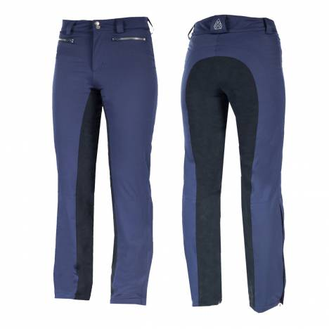 Horze Crescendo Leonore Padded Winter Pants with Full Seat - Ladies