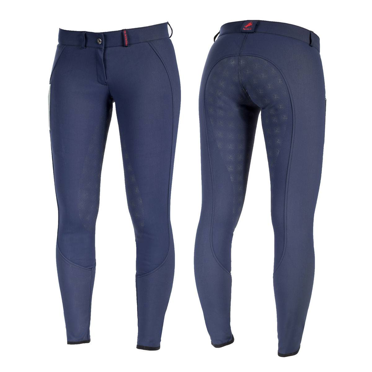 Horze Ariela Breeches with Silicone Grip - Ladies