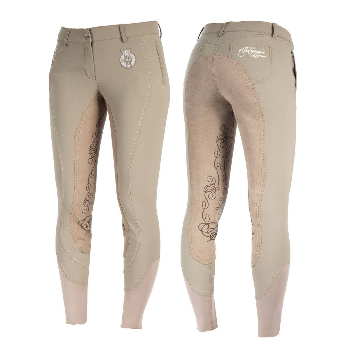 Horze Kiana Full Seat Breeches - Ladies