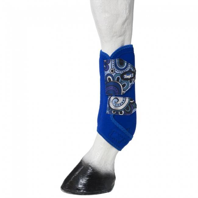 Tough 1 Extreme Vented Front Sport Boot - Printed Tab