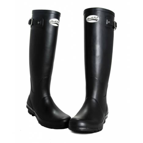 Rockfish Tall Matt Wellington Boots- Ladies