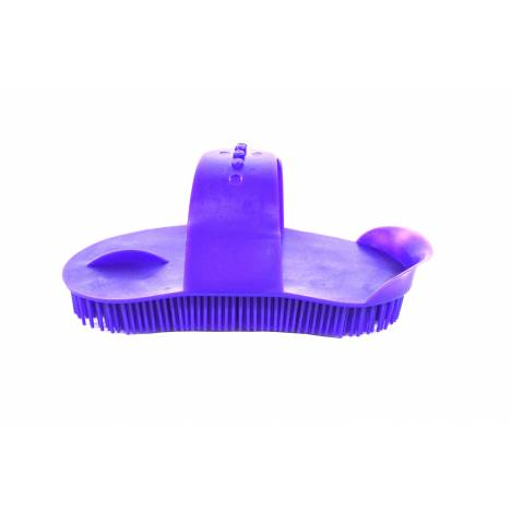 Partrade Plastic Currry Comb With Hand Strap