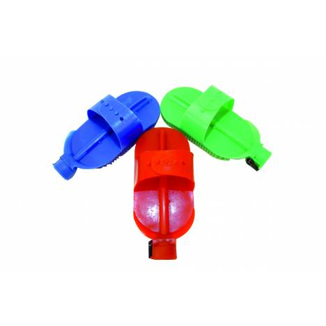 Partrade Plastic Curry Hose Attachment Curry Comb - Shut Off Valve