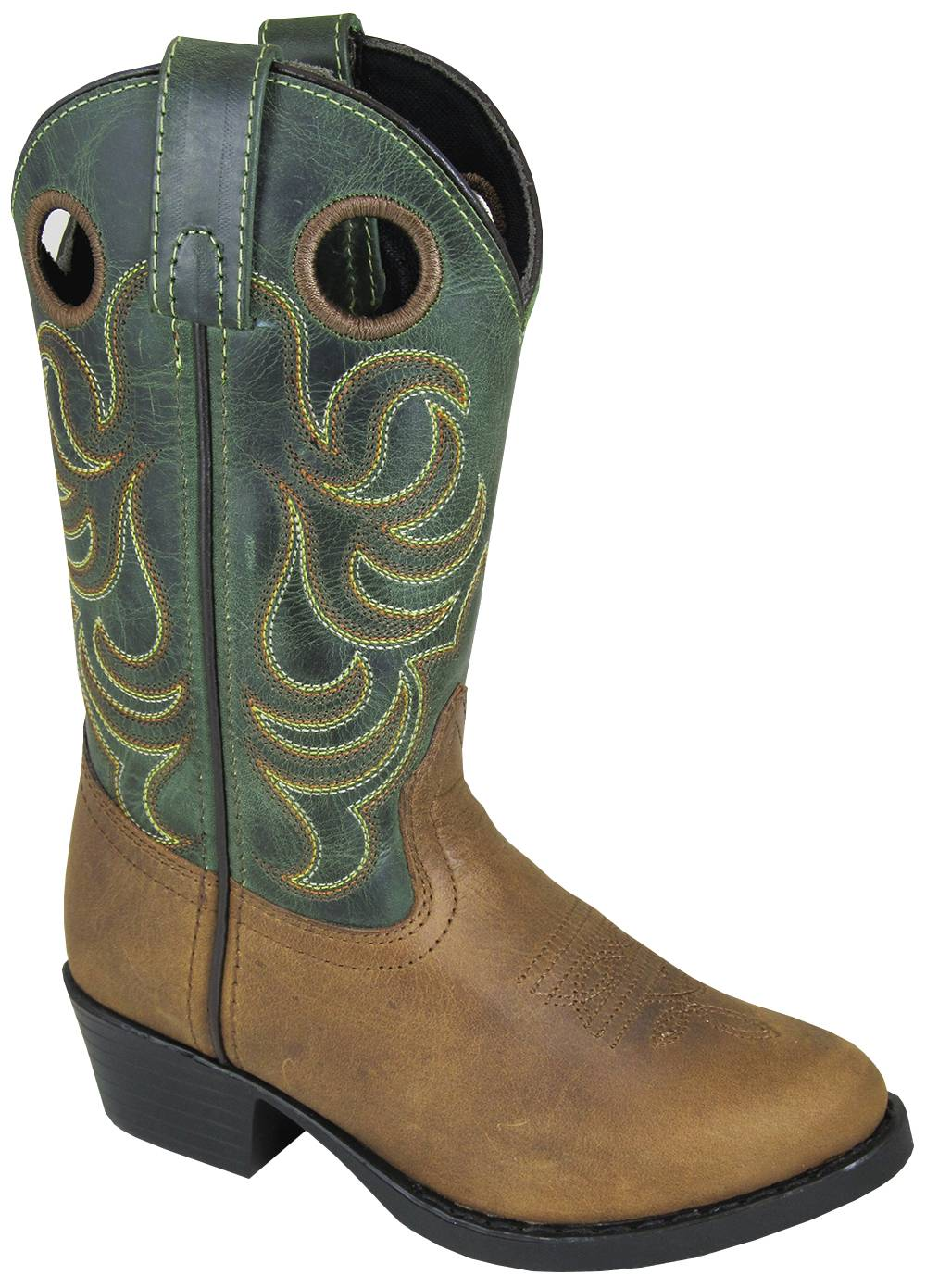 Smoky Mountain Youth Henry Boots - Youth - Brown