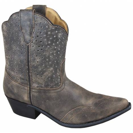 Smoky Mountain Fern Boots - Ladies - Grey/Brown