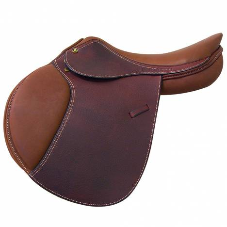 Intrepid Gold Close Contact Pony Saddle