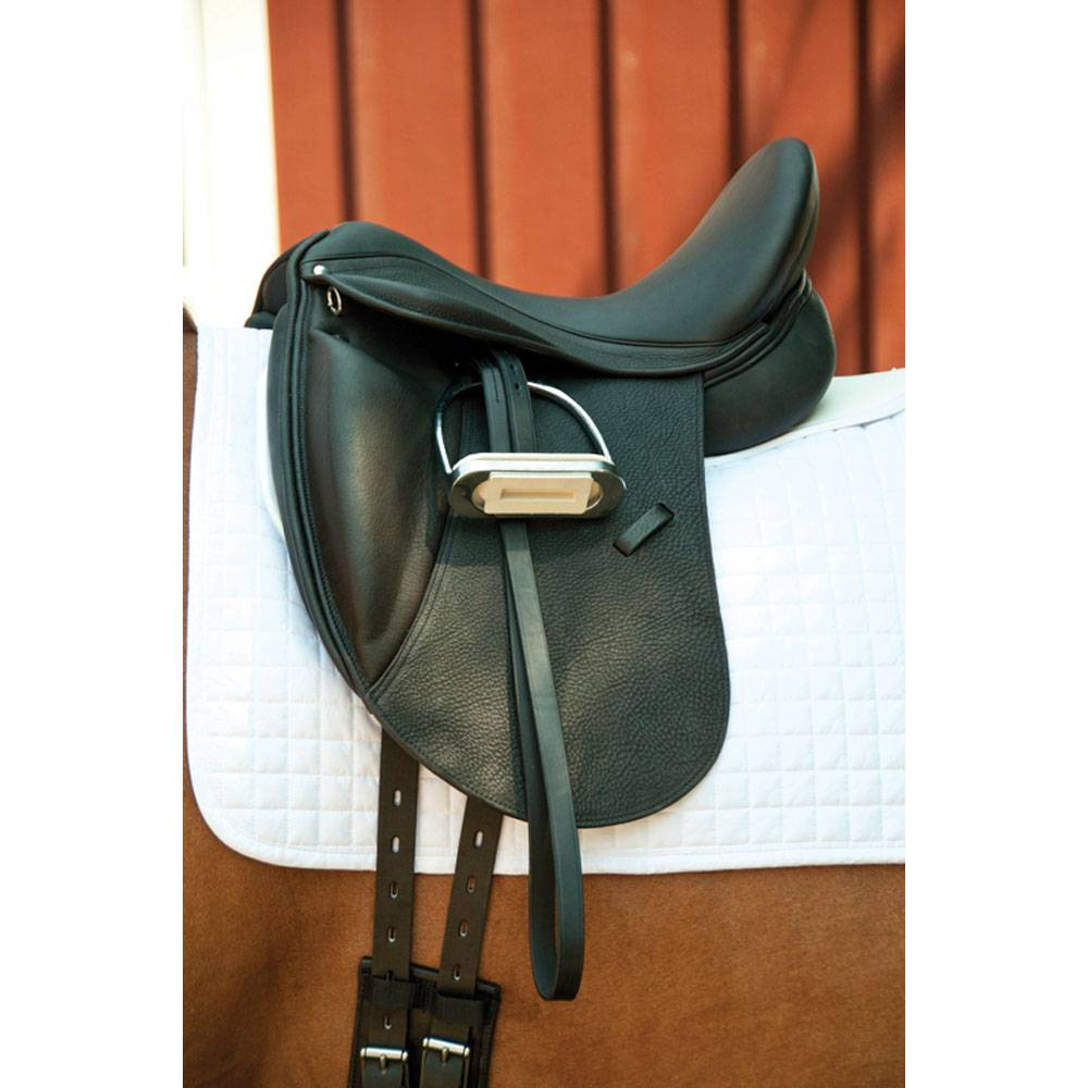 Intrepid Calf Skin Dynamic Dressage Saddle