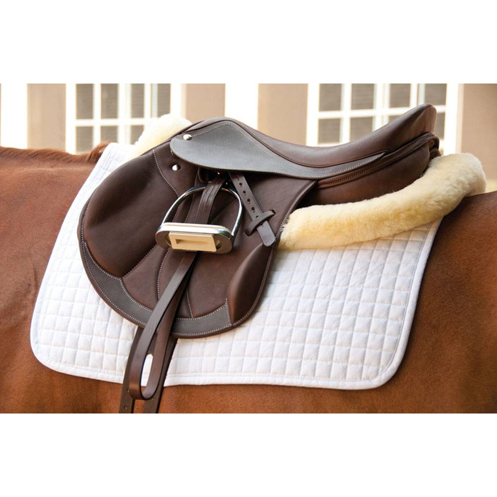 Intrepid Mono Flap Dynamic Jump Saddle