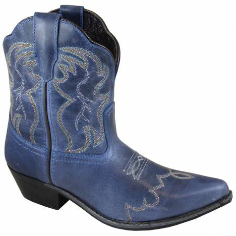 Smoky Mountain Juniper Boots - Ladies - Blue