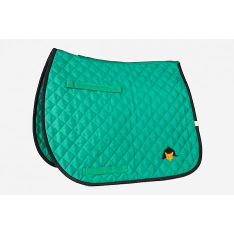 Lettia Embroidered All Purpose Baby Pad - Fox Mask
