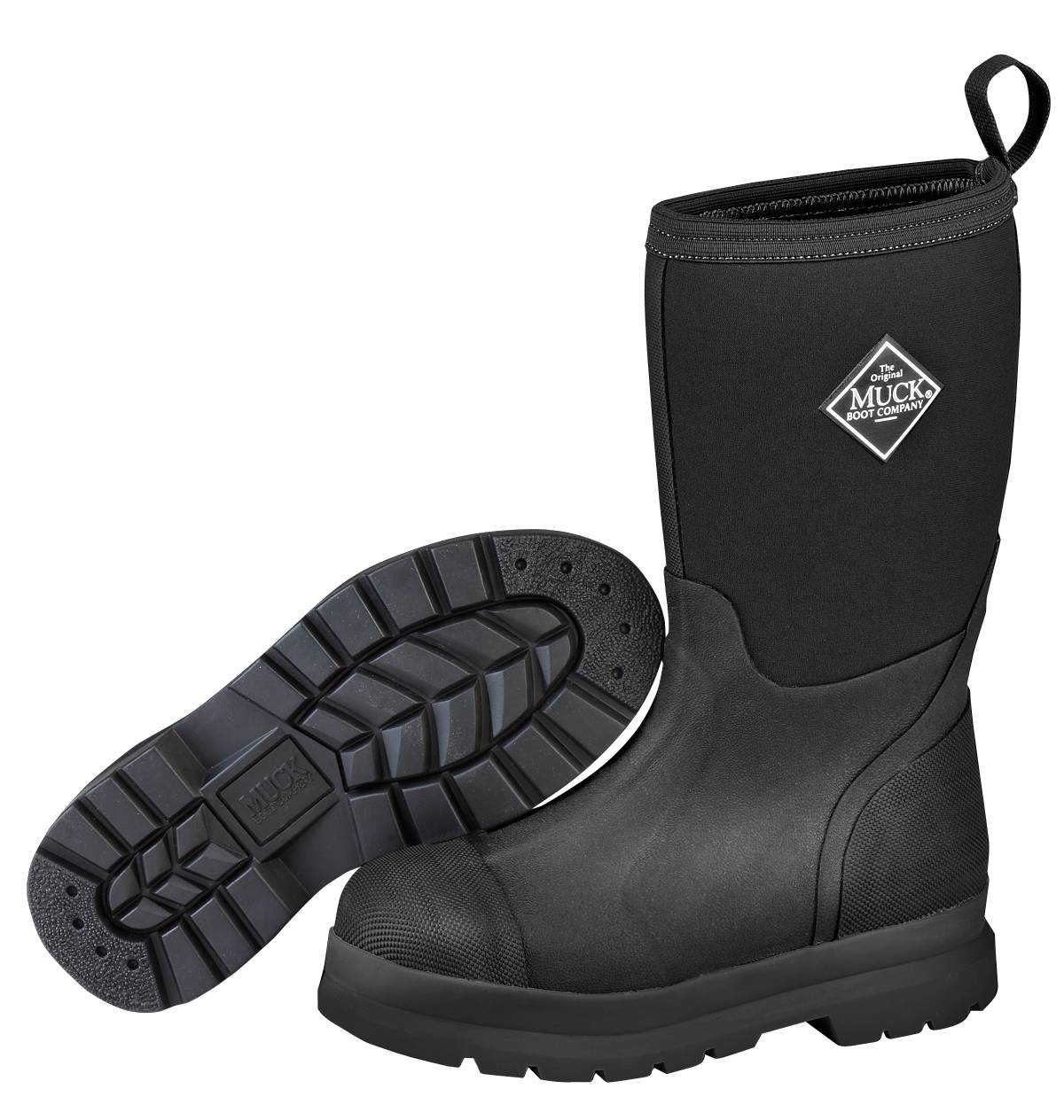 Muck Boots Chore Boots - Youth - Black