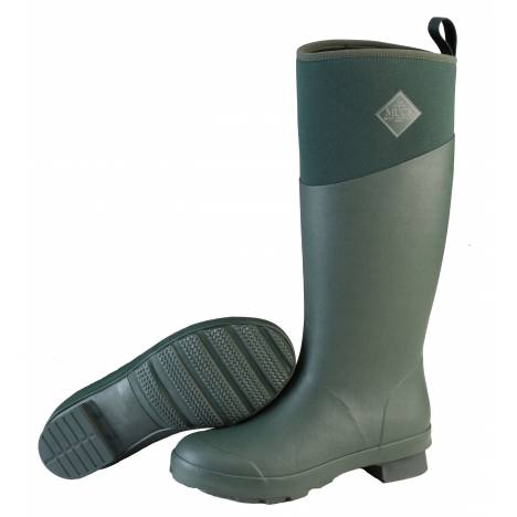Muck Boots Tremont Tall Boot - Ladies - Deep Forest