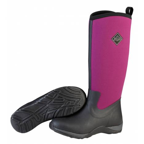 Muck Boots Arctic Adventure Boots - Ladies - Purple Phlox