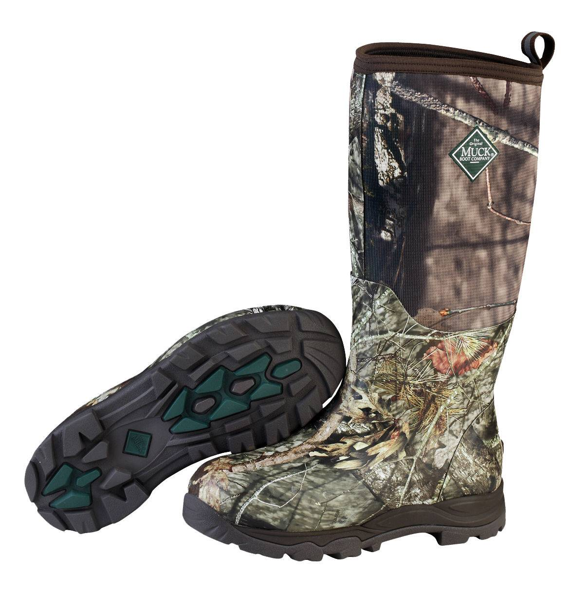Muck Boots Woody Plus Boot - Mens - Mossy Oak Country