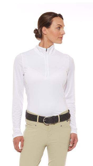Kerrits Breeze Ice Fil Long Sleeve Shirt - Ladies - Solid