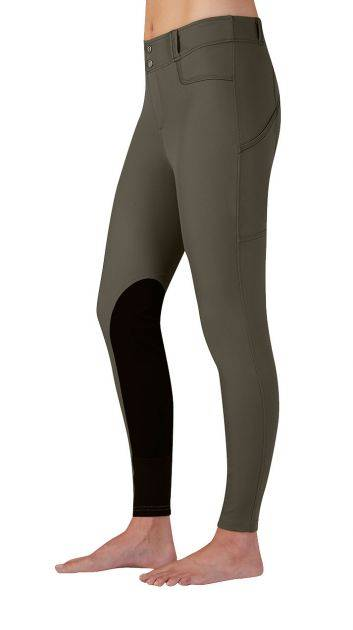 Kerrits All Terrain Pocket Knee Patch Breech - Ladies
