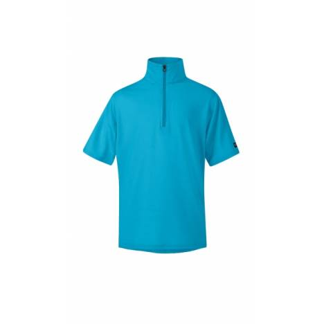 Kerrits Ice Fil Short Sleeve Shirt - Kids
