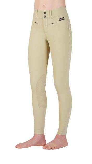 Kerrits Crossover Knee Patch Breech - Kids