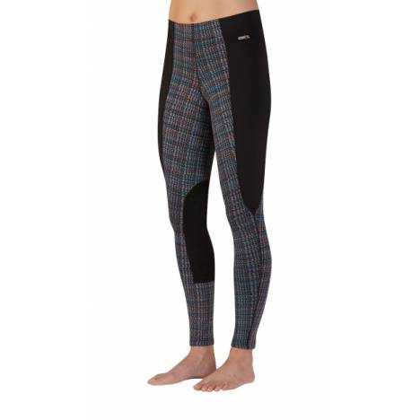 Kerrits Flow Rise Performance Tights - Ladies Kneepatch