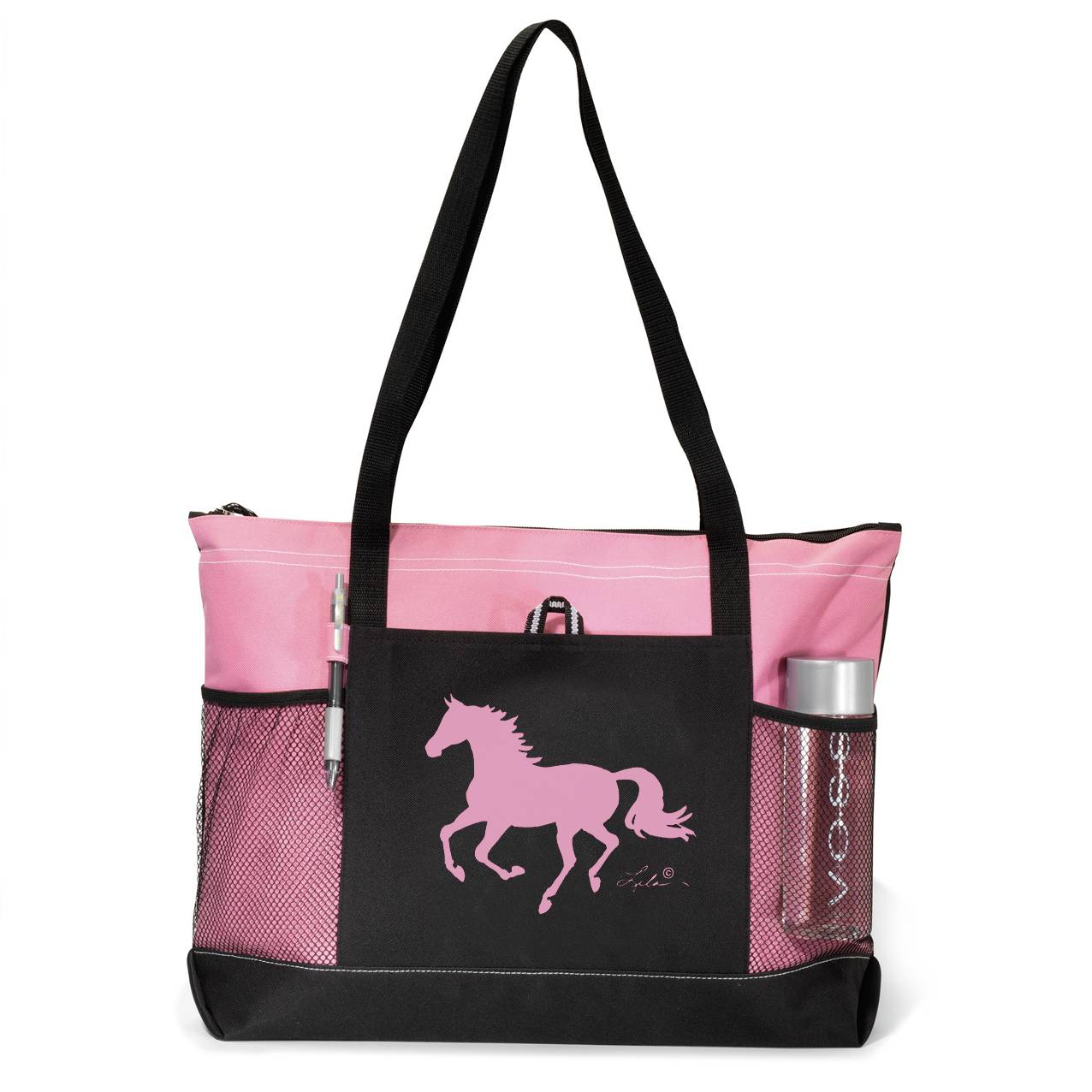 Lila Blakeslee Cantering Horse Tote