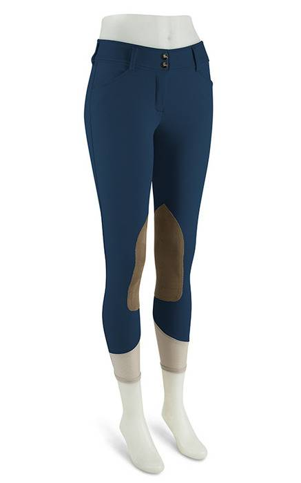 RJ Classics Gulf Euroseat Breeches - Ladies - Green