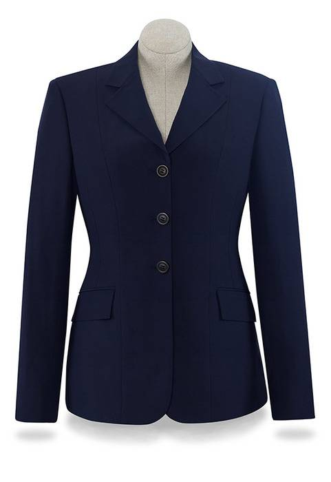 RJ Classics Devon Lightweight Soft Shell - Ladies - Navy