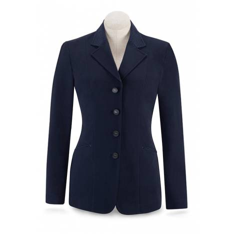 RJ Classics Victory Show Coat - Ladies - Navy/Pattern