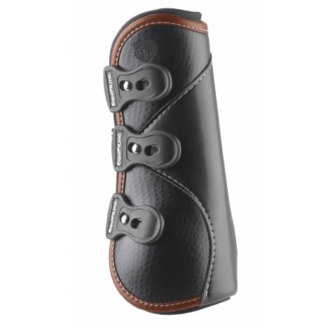 Equifit D-Teq Front Boot With Color Binding