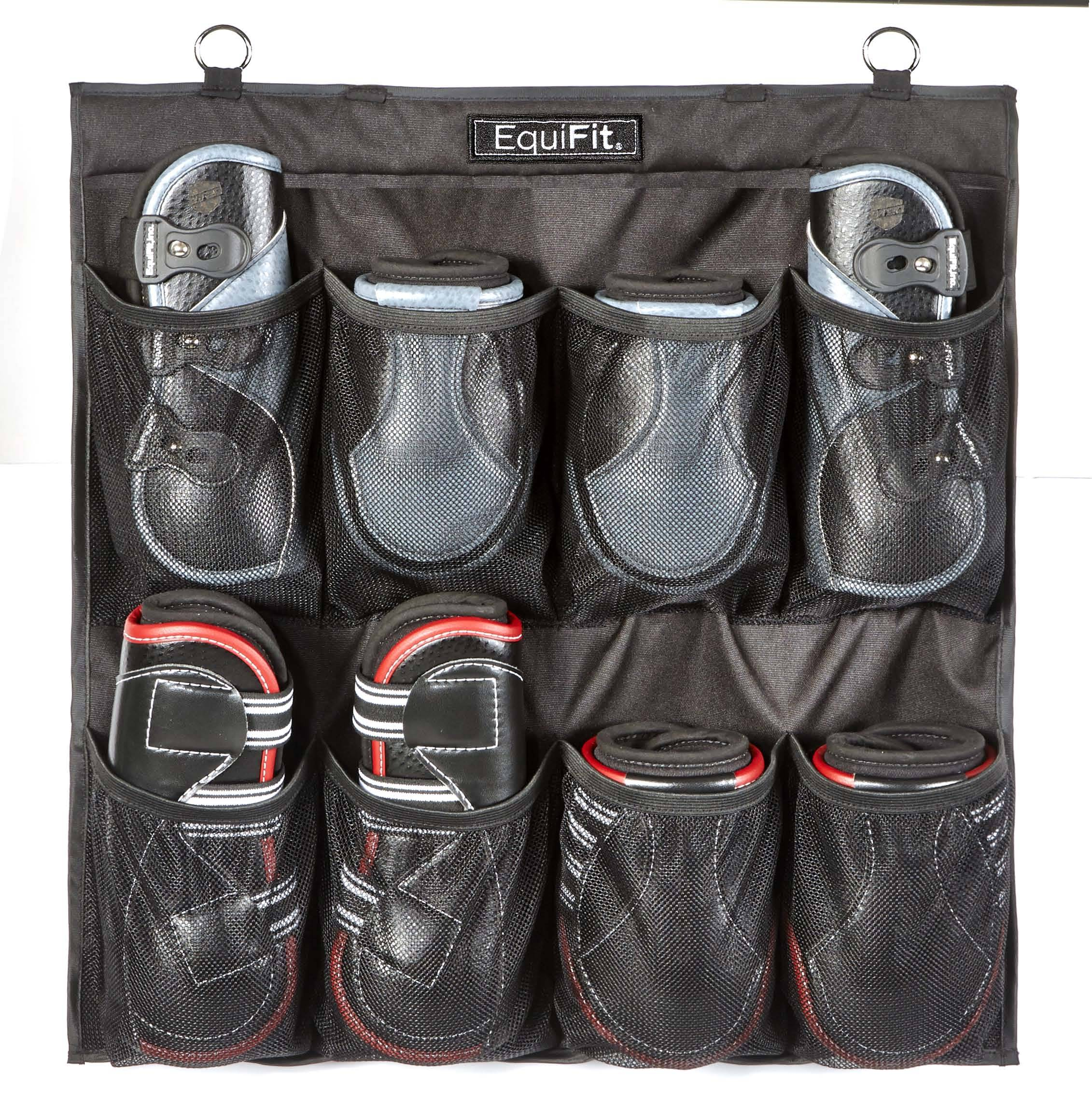 Equifit Hanging Boot Organizer - 8 Pockets