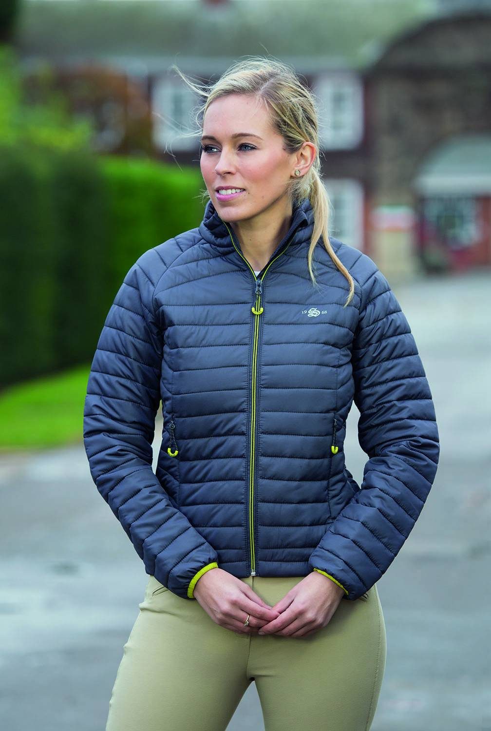 Shires Ladies Padded Jacket