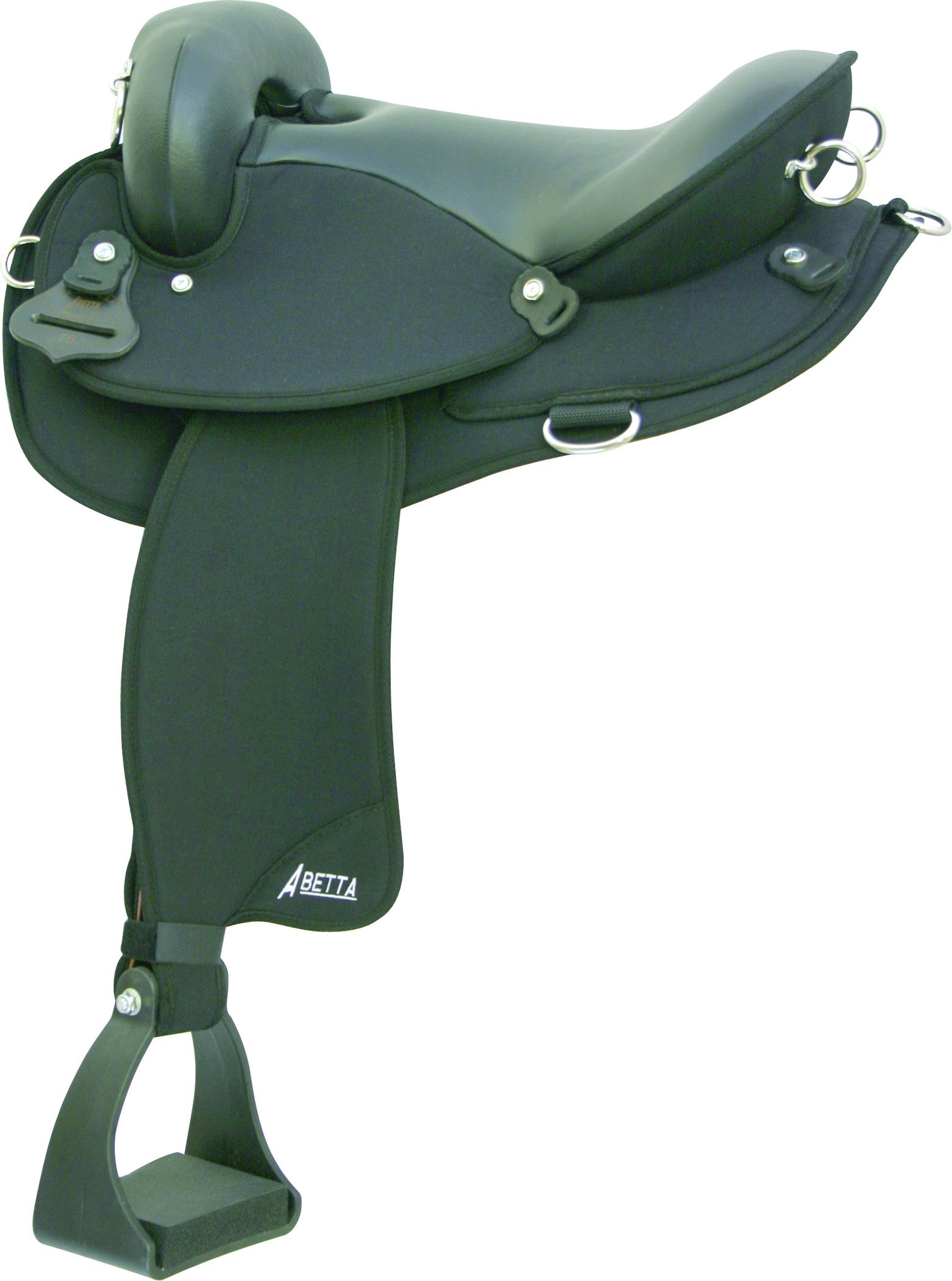 Abetta Gaited Comfort Endurance Saddle