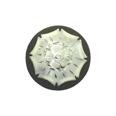 Action Flower Chicago Screw Cluster Concho