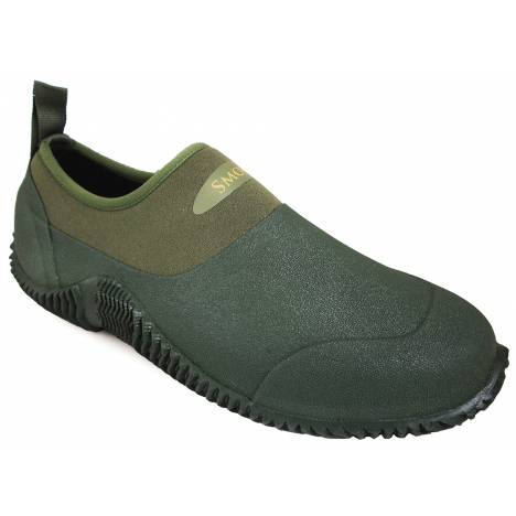 Smoky Mountain Amphibian Slip On Boots - Youth - Green