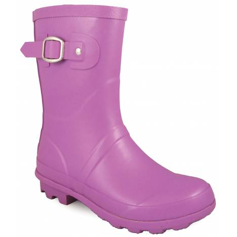Smoky Mountain Rubber Boots - Childrens - Purple