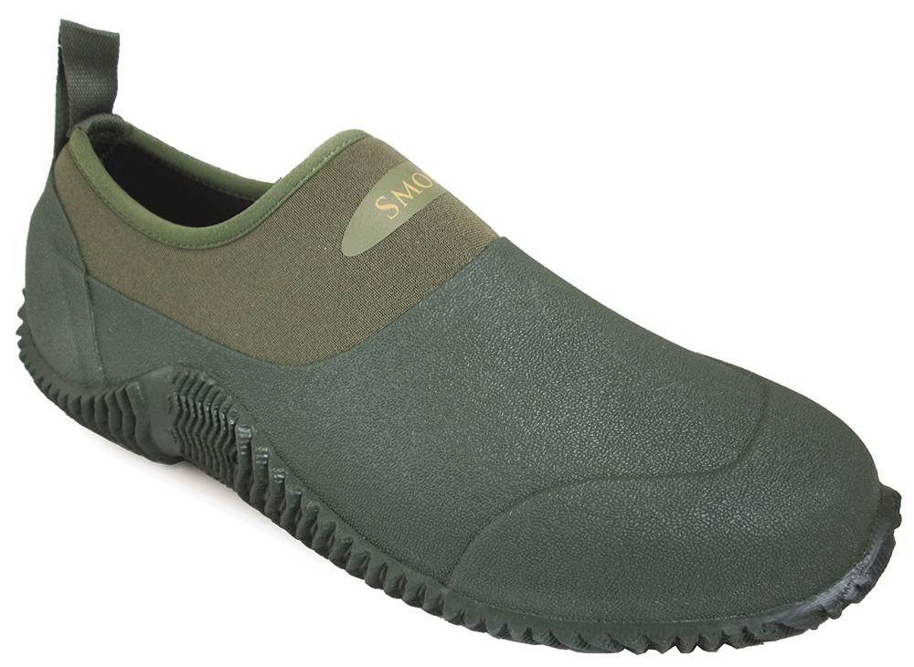 Smoky Mountain 3'' Amphibian Slip On Boots - Mens - Green