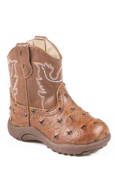 Roper Cowbabies Bumbs Western Boots - Infant Boys