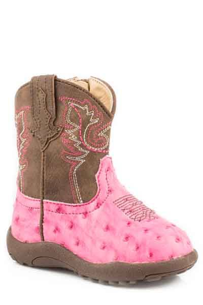 Roper Cowbabies Annabelle Western Boots - Infant Girls