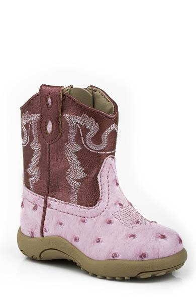 Roper Cowbabies Bumbs Western Boots - Infant Girls