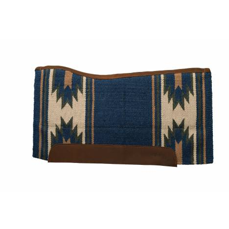 Weaver Impact Absorbing EVA Sport Woven Wool Fleece Foam Insert Saddle Pad - W29/W30