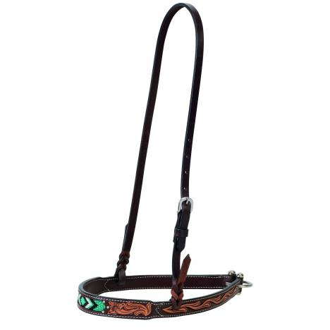 Weaver Diamond Beaded Noseband