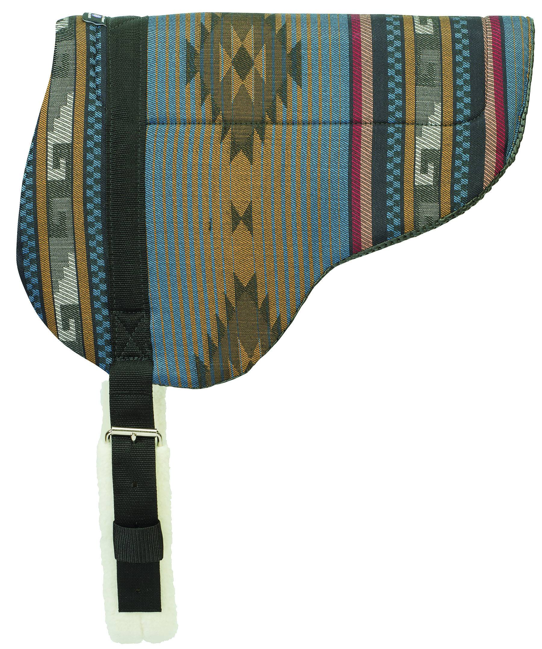 Weaver Herculon Tacky-Tack Bottom Bareback Pad - H33