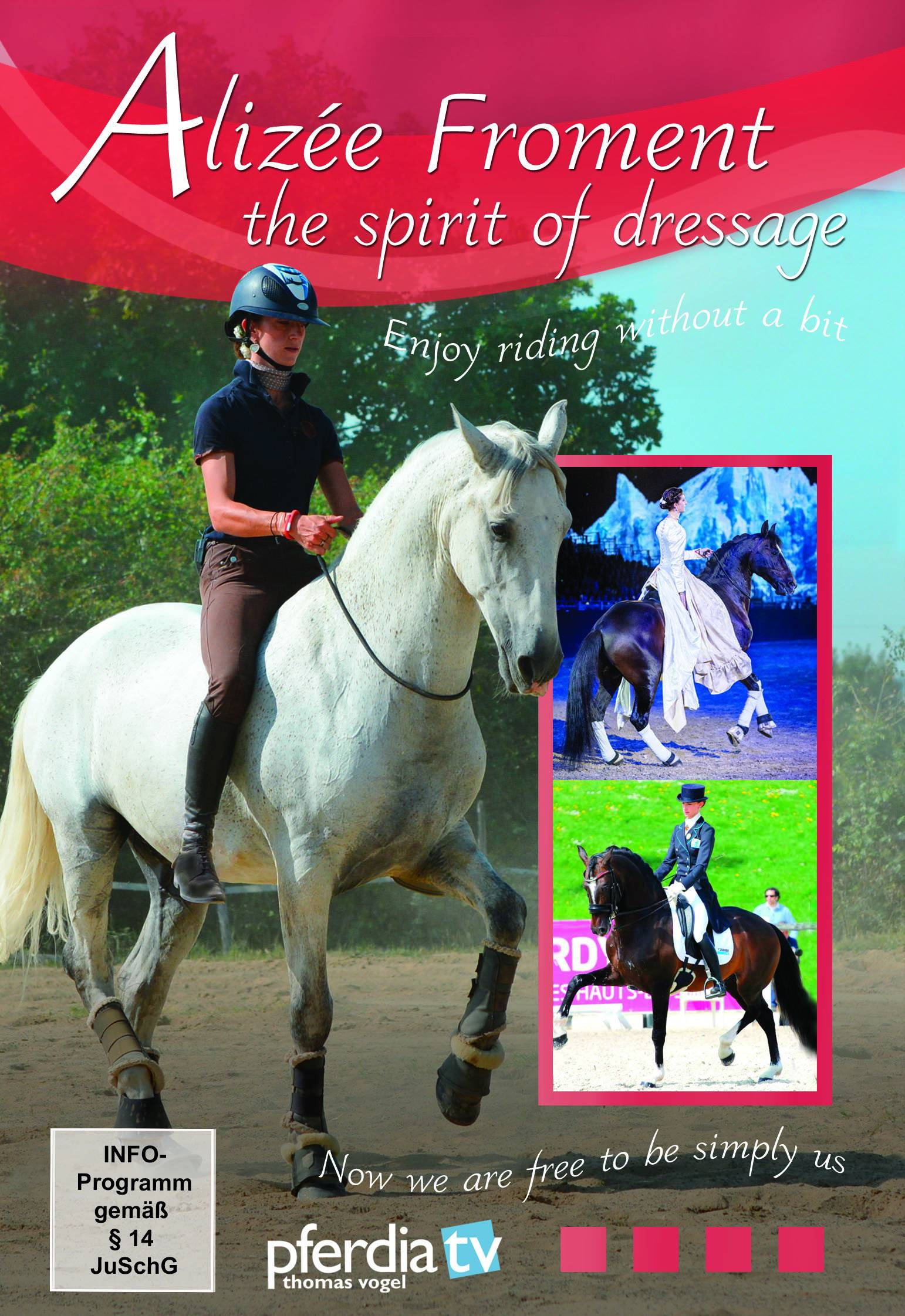 The Spirit Of Dressage DVD