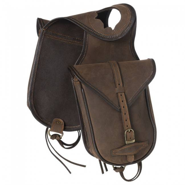 Tough-1 Tough-1 Soft Leather Horn Bag