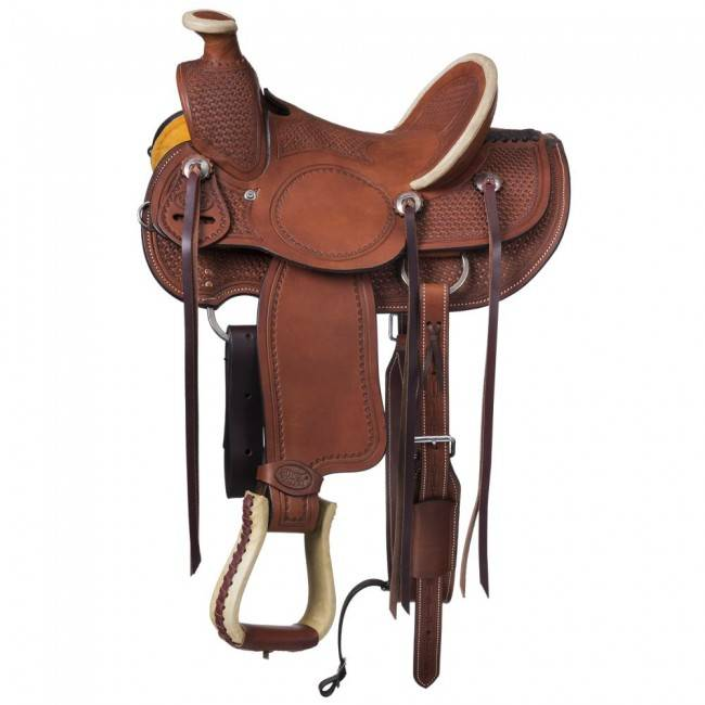Tough-1 Walhalla Youth Wade Saddle