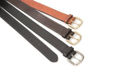 Shires Beaufort Leather Belt