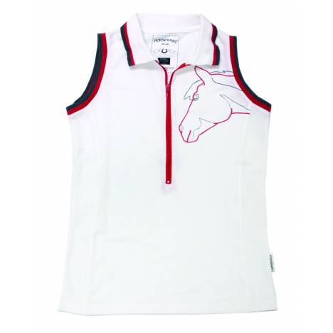 Horseware Sporty Sleeveless Flamboro Shirt - Ladies