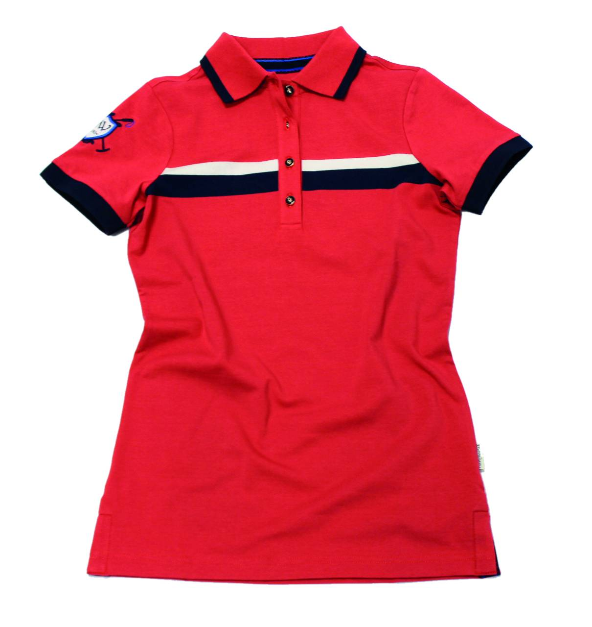 Horseware Chloe Jersey Polo - Ladies