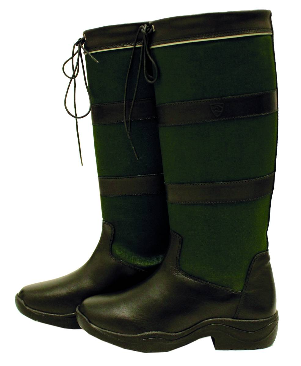 Rambo Original Pull Up Boots - Ladies