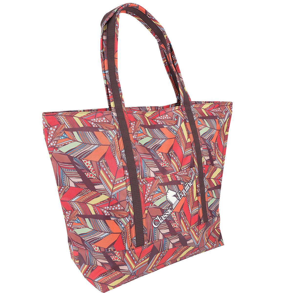 Classic Equine Large Tote - Prints