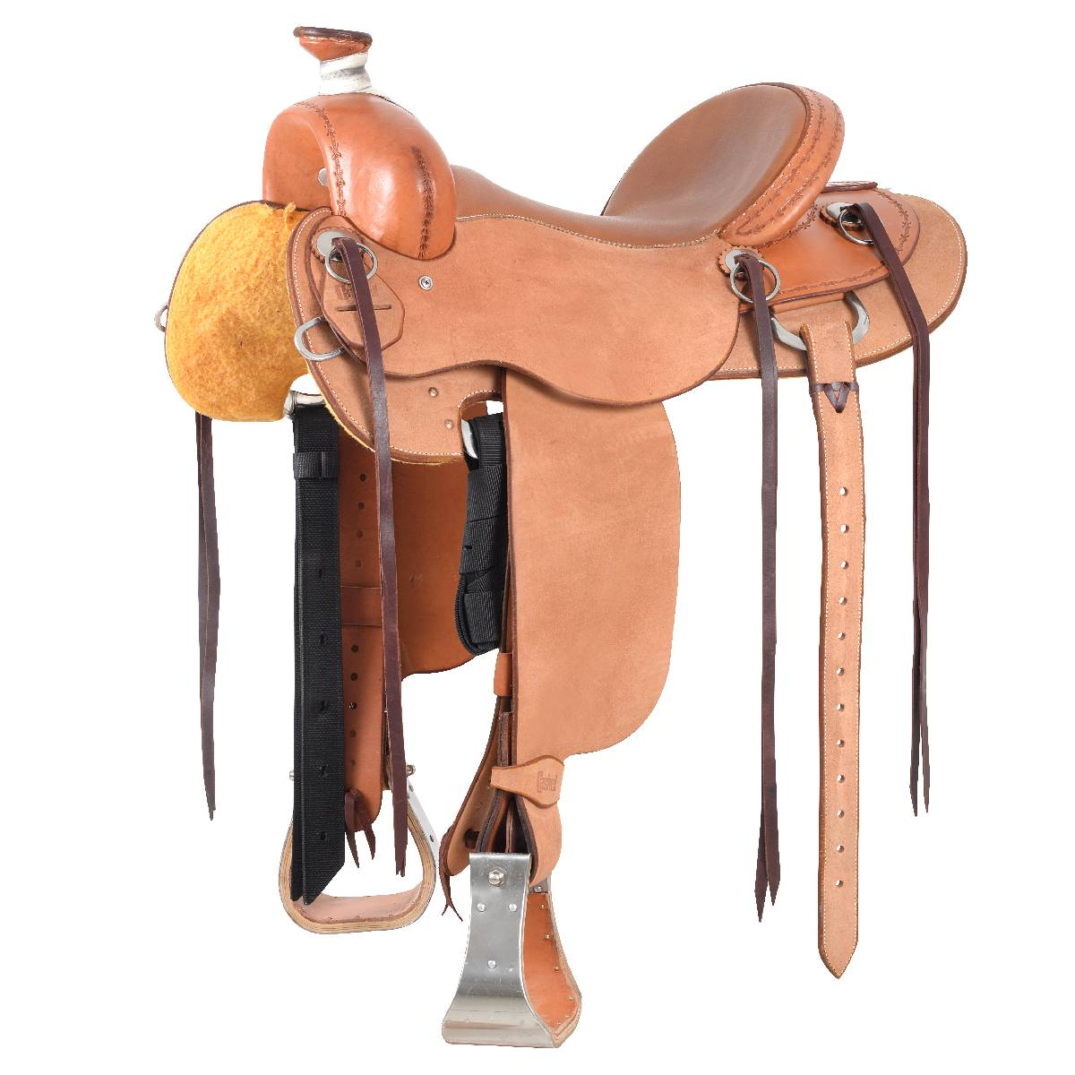 Cashel Drover Saddle